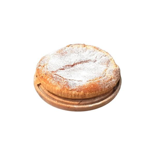 Placinta dobrogeana branza dulce foietaj danez