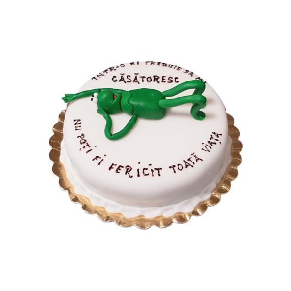 Tort Broscuta