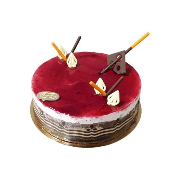 Tort Framboise - fructe de padure