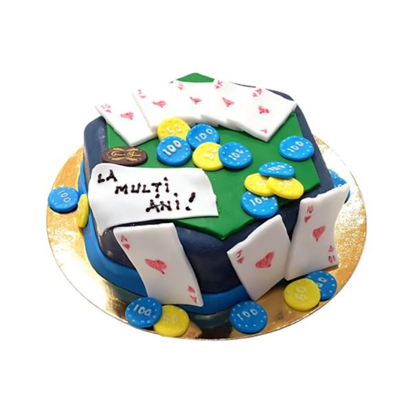 Tort personalizat casino