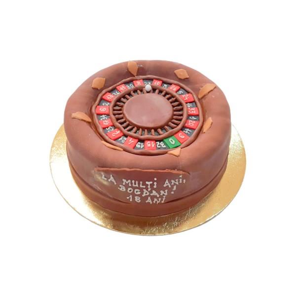 Tort personalizat casino - ruleta