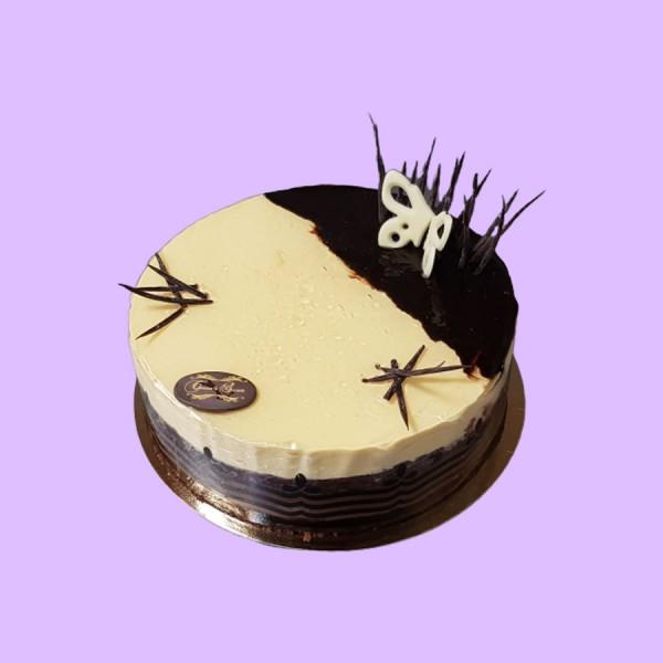 Tort Zabaione